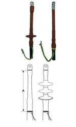 Концевые для кабелей с изоляцией из сшитого полиэтилена до 10 кВ