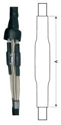 Соединительные для кабелей с пластмассовой изоляцией до 1 кВ