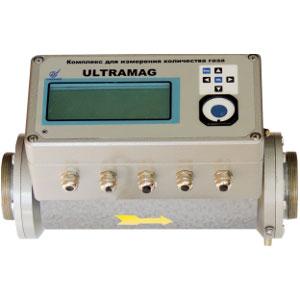 Промышленные счетчики газа Ultramag