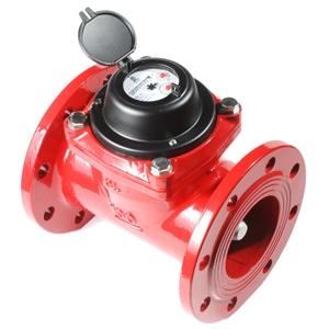 Счетчик турбинный холодной и горячей воды СТВУ (Ду 50, 65, 80, 100, 150, 200)