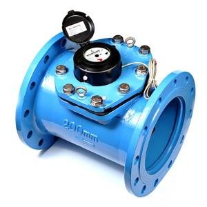 Счетчик турбинный холодной воды СТВХ (Ду 50, 65, 80, 100, 150, 200)